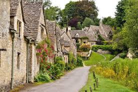 village-anglais