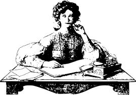 femme écrivain