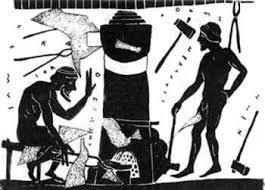 métallurgie antique
