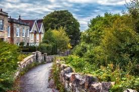 village anglais