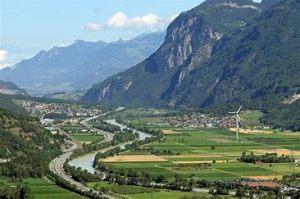 vallée du rhône 1